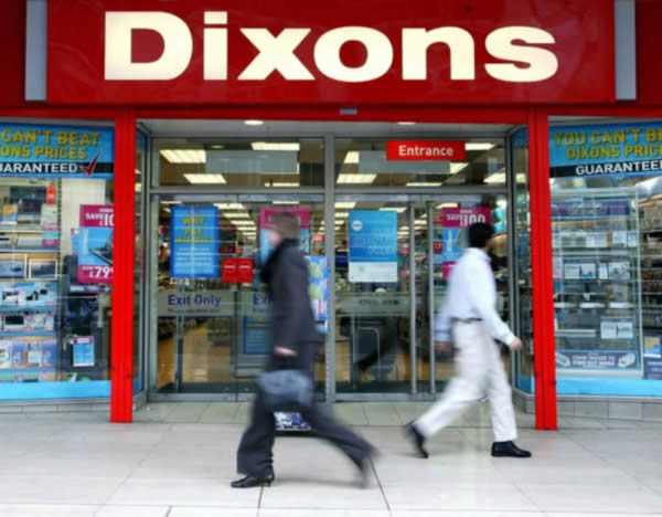 Dixons Carphone Warehouse Merger